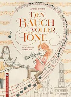 """Blick ins Kinderbuch: Blockflöten-Musik reloaded: """"Den Bauch voller Töne"""" von Andrea Behnke"""