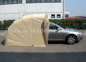 مظلات جاهزة للسيارات