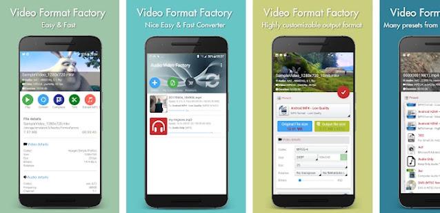 Aplikasi Video Format Factory Keerby Terbaik