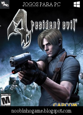 Download Resident Evil 4 PC