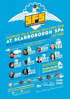 Scarborough Sci-fi 2018