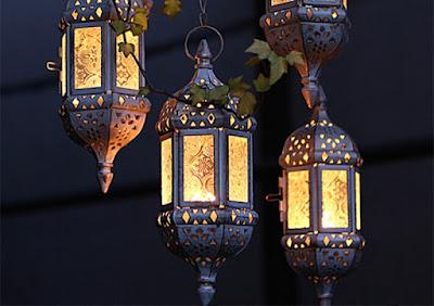 hiasan bulan ramadhan