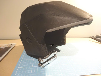 Halo Combat Evolved Marine cosplay helmet