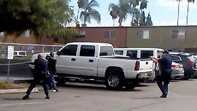 """Policía en EE.UU. mata a afroamericano que sufría convulsiones por comportarse """"de manera extraña"""""""