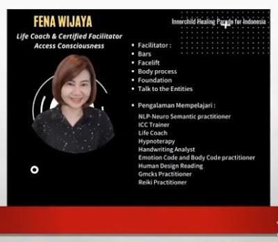 Pemateri Ibu Fena Wijaya