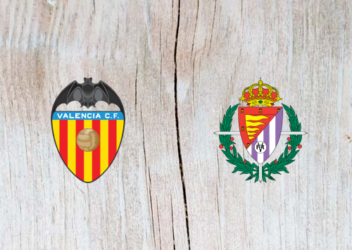 Valencia vs Real Valladolid - Highlights 12 January 2019