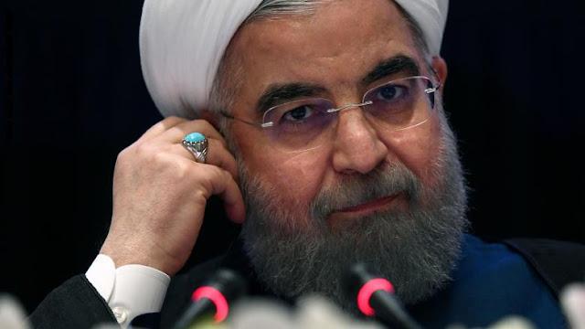 """روحاني يعتذر عن إسقاط الطائرة الأوكرانية بعد دخولها بمنطقة """"هدف معاد"""""""