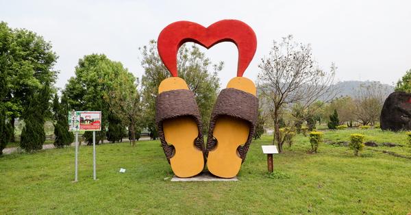 南投竹山東埔蚋溪木屐寮滯洪生態園區,22公頃公園戶外踏青好去處
