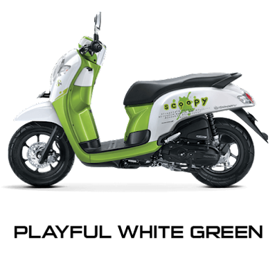 Scoopy ESP Playful Green