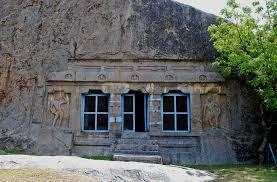 Shatru Malleswaralayam Rock Cut Temple Thalavanur