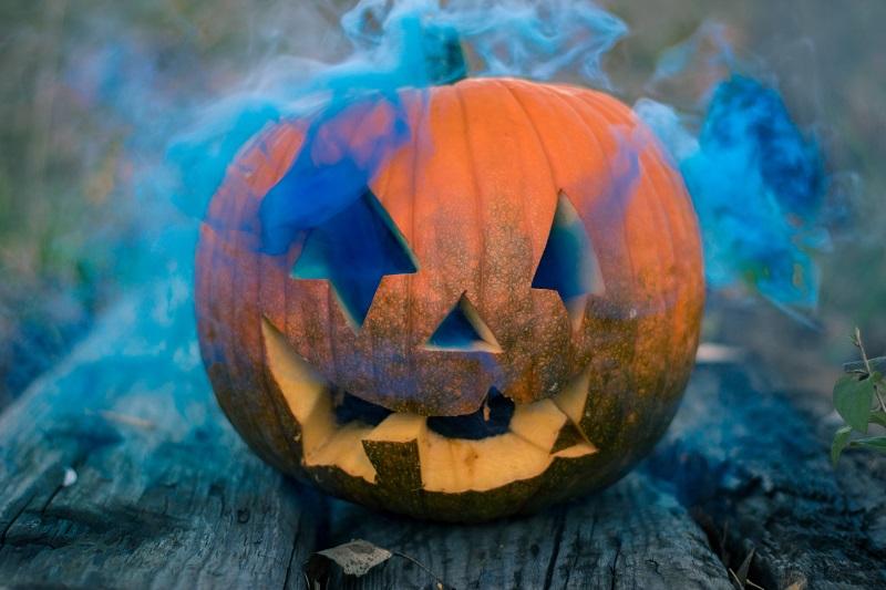 pumpkin science reaction