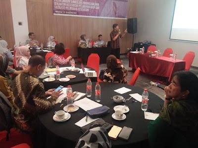 Workshop Evaluasi Pelaksanaan Surveilans Migrasi Malaria di Kantor Kesehatan Pelabuhan (KKP) dan Fasilitas Pelayanan Kesehatan 2018