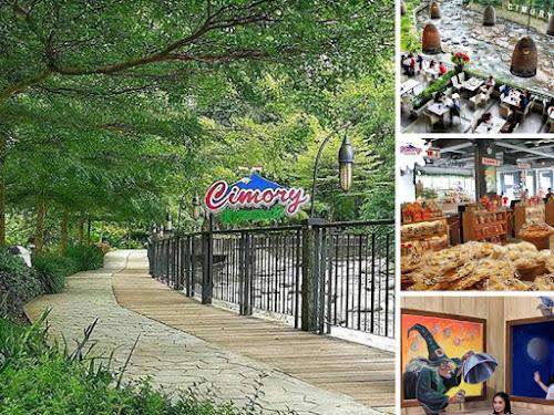 Cimory Riverside Sentra Kuliner Dan Wisata Keluarga Favorit Di