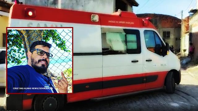 Homem tira a propria vida no São Benedito em Santo Antônio de Jesus