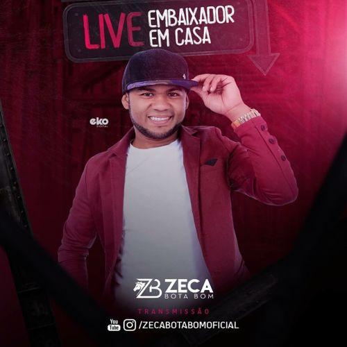 Zeca Bota Bom - CD da Live - 2020