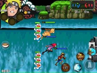 Download Naruto Senki Mod by Arandonz v1.17 Apk ( Naruto Wars )