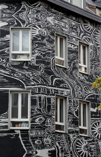 Street Art By German Artist M-City In Cologne, Germany For CityLeaks. 6