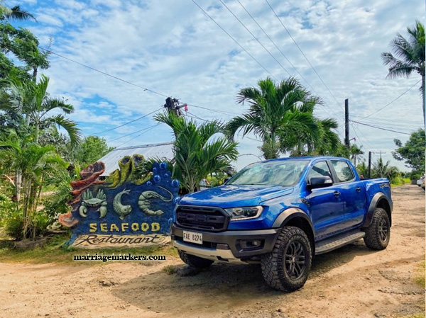 Ford, Ford Negros, Ford Philippines, Ford Ranger Raptor, Ford Ranger Raptor Review, family trip, road trip, Ford Raptor, performance blue color, travel, family travel, Bacolod City, Negros Occidental, Ford dealership, pickup truck, Ford Raptor features, Ford Ranger Raptor 2020, Fox Racing, Position Sensitive Damping shock absorbers, car seat, pc gaming chair, pc games, mpv, city driving, safe driving, province, countryside, rambutan, fresh fruits, mountainscape, SYNC 3, vehicle interface, voice command, bi-turbo engine, park assist, Autonomous Emergency Braking, steering wheel, GPS, Google maps, Mt. Kanla-on, MCC Seafood Restaurant Silay City