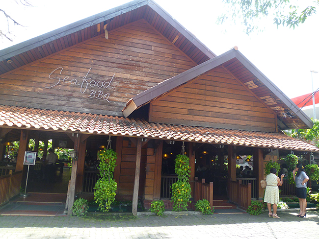 Restaurante Sunda