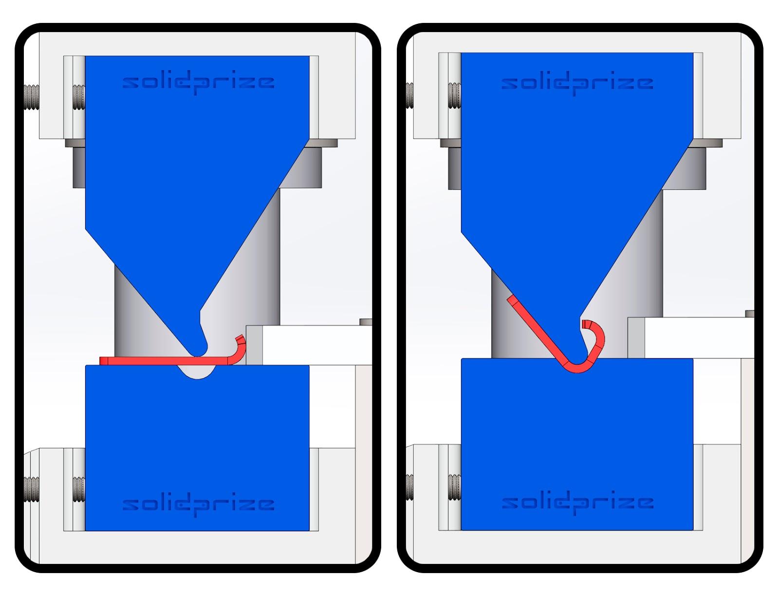 Dobradeira dobradiça hidraulica