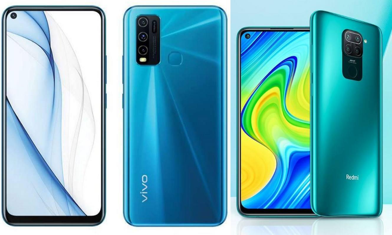 Duel Vivo Y30i vs Xiaomi Redmi Note 9: Harga Sama, Pilih Mana?