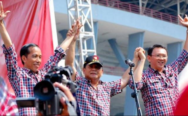 Jokowi Akan Senasib Dengan Ahok