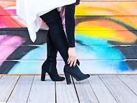 4 Tips Memilih Sepatu Boots Wanita
