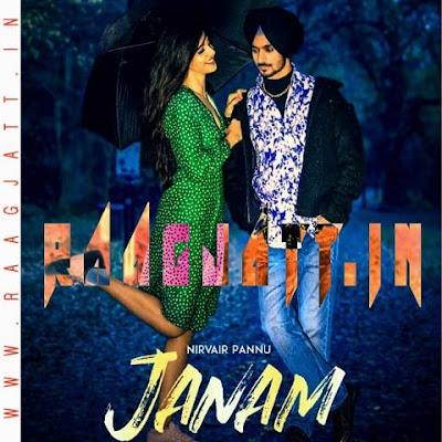 Janam by Nirvair Pannu lyrics