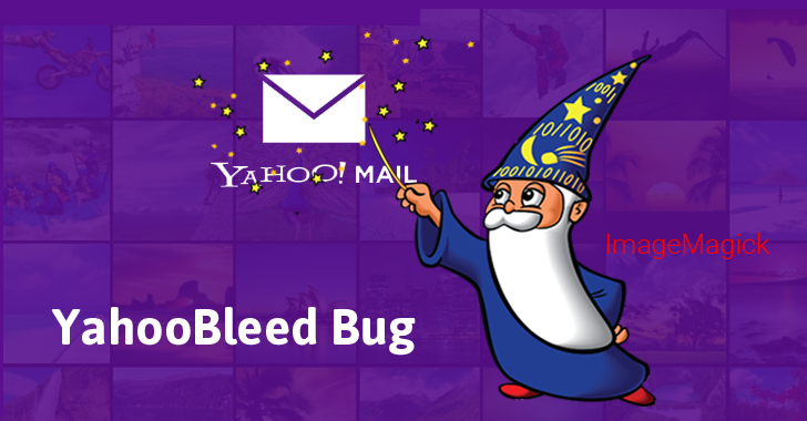 18-Byte ImageMagick Hack Could Have Leaked Images From Yahoo Mail Server