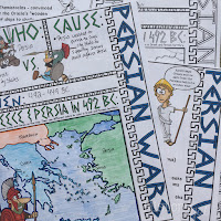 https://www.teacherspayteachers.com/Product/Ancient-Greece-Doodle-Notes-Set-5-Persian-Wars-3153547