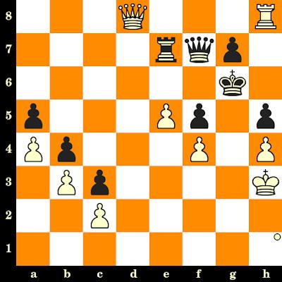 Les Blancs jouent et matent en 3 coups - Ratmir Kholmov vs Alexei Suetin, Leningrad, 1963