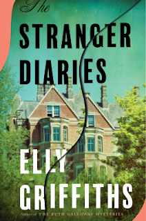 The Stranger Diaries by Elly Griffiths cover