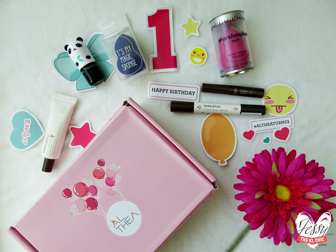 Korean Beauty Haul Products + #AltheaTurns1