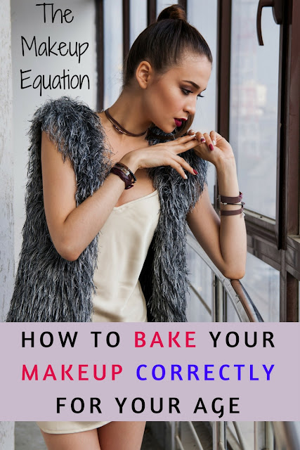 How To Bake Your Makeup Correctly For Your Age