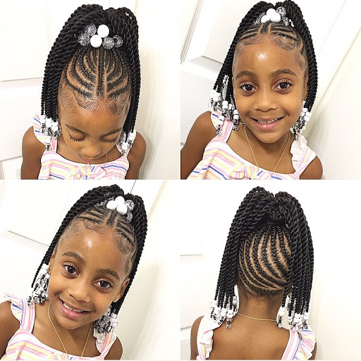 Latest Kids Hairstyles 2020: Recent Hairstyles for Kids