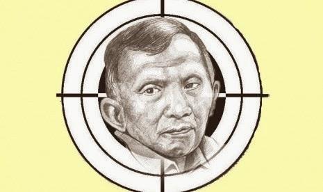 aksi teror penembakan mantan ketua mpr amien rais