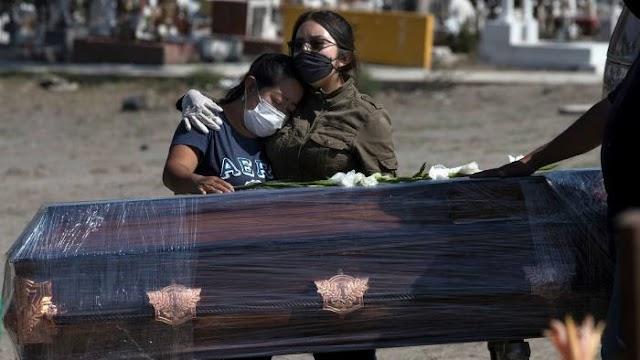 Αποκάλυψη – Σοκ : Δεν είχαν ανακοινωθεί 44.244 νεκροί από κοροναϊό στο Μεξικό