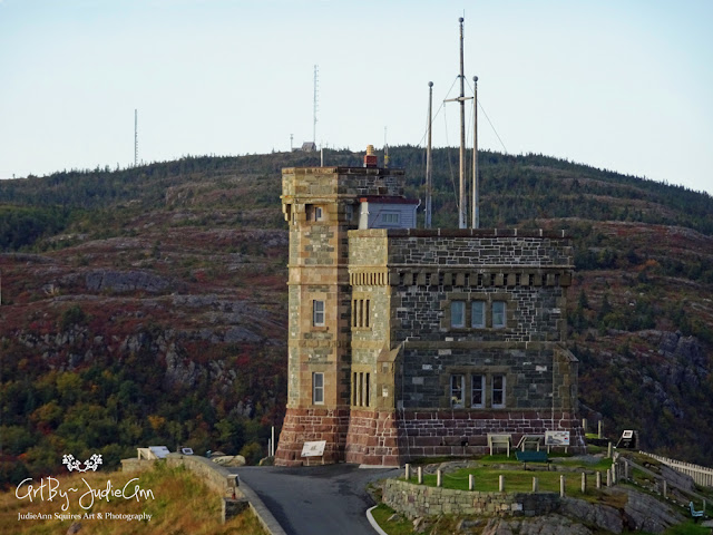 Cabot Tower Signal Hill Compilation 15 Photos