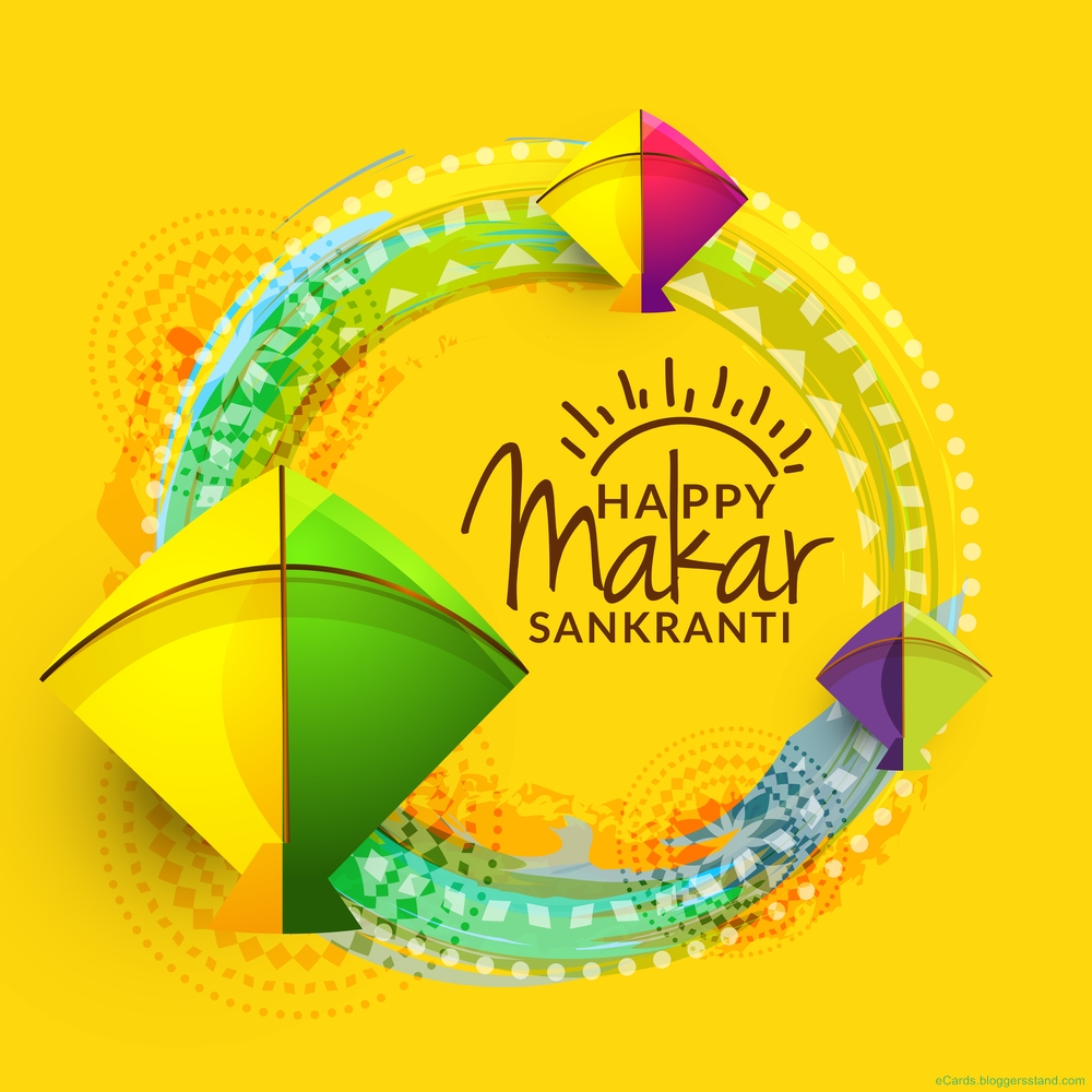 Happy makar sankranti wishes wallpapers 2021