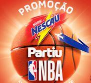 Promoção Nescau Partiu NBA Ana Maria Braga promonescau.com.br
