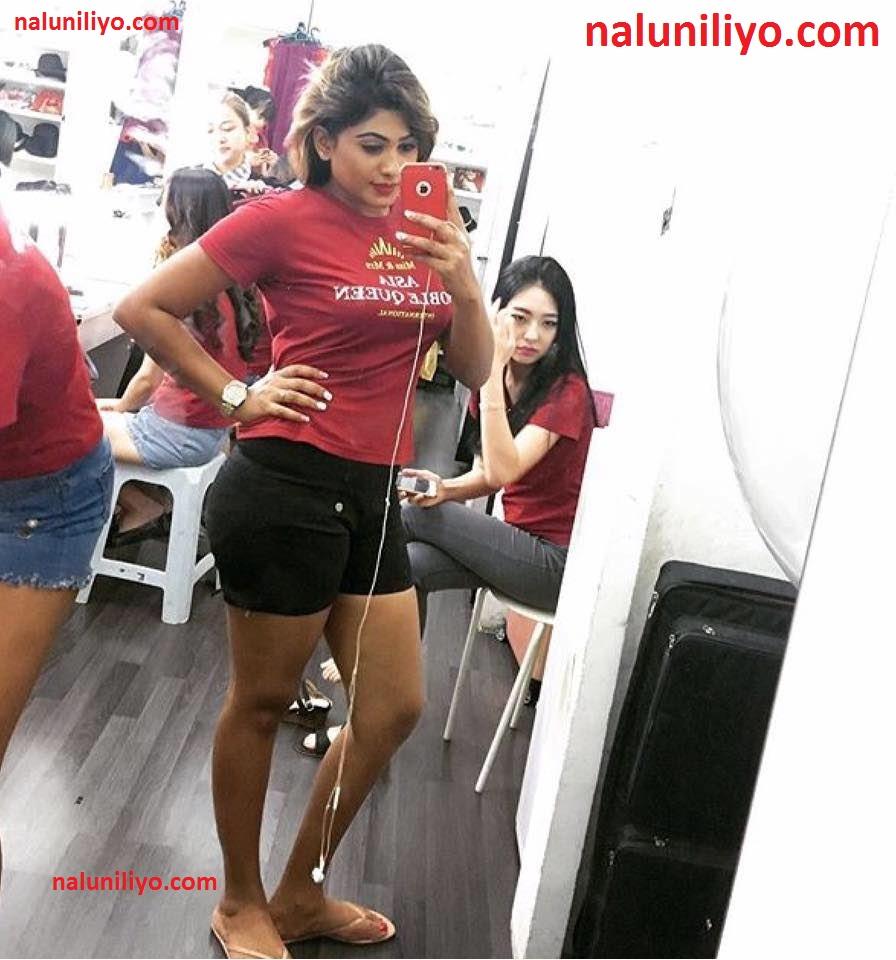 Piumi Hansamali legs