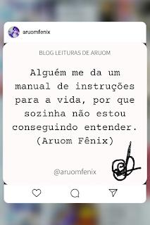 Imagem frases para instagram seis
