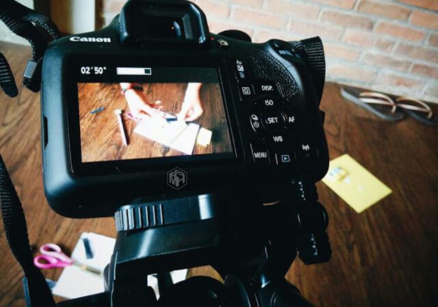 Pengalaman Membuat Video DIY