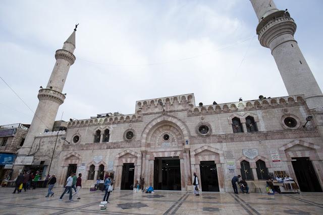 Mezquita AL-Hussein