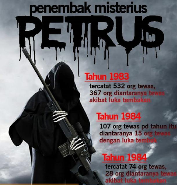 Kisah PETRUS Penembakan Misterius 1983