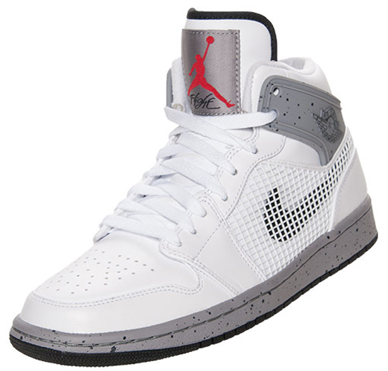 2f6f2a5f22e This Air Jordan 1 Retro  89 was inspired by an original colorway of the Air  Jordan IV. They come in white