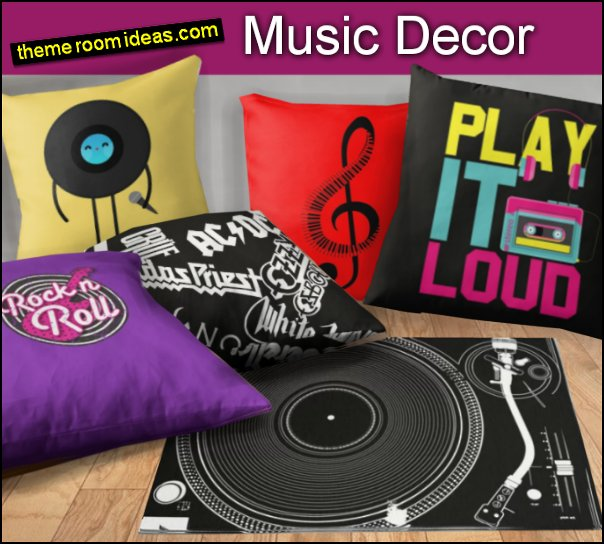 music decor music pillows music rugs music floor pillows music bedroom decor music bedrooms