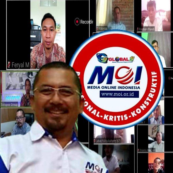 Sukses, Workshop Jurnalistik Pra UKW DPP MOI