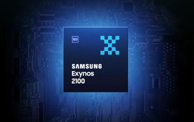 مواصفات وميزات Exynos 2100