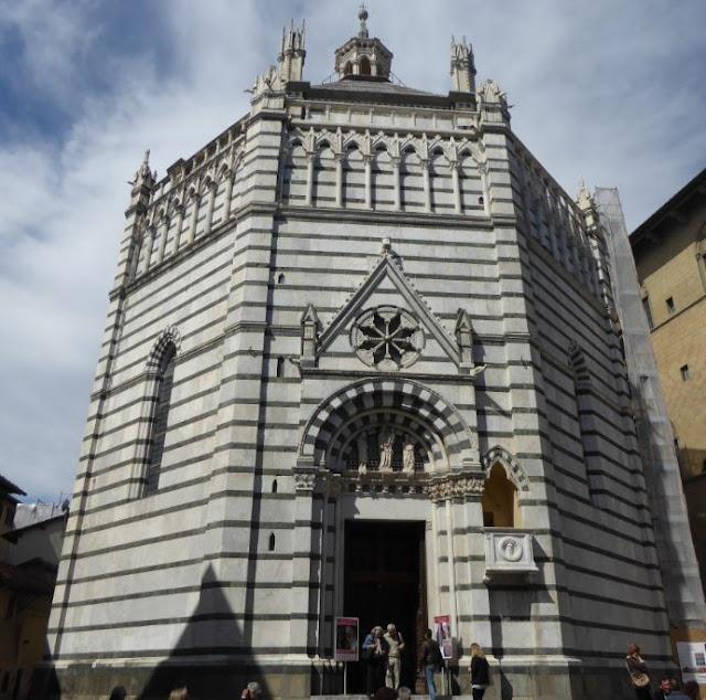 Battistero di San Giovanni in Croce